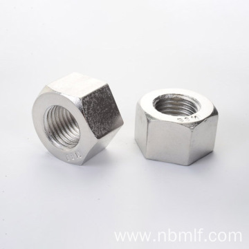 Carbon and Alloy Steel Plain Finish Hexagon Nuts